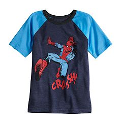 Boys 4-10 Jumping Beans® Spider-Man 'Crash!' Graphic Tee