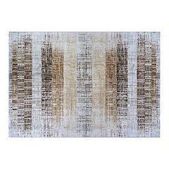 Couristan Easton Distress Abstract Striped Rug
