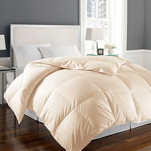 Royal Majesty 1000 Thread Count White Goose Down Comforter
