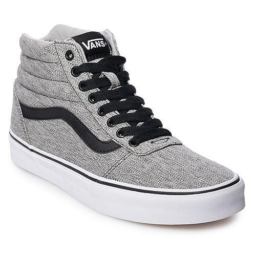 8b825b93415 Vans Ward Hi Men s Skate Shoes