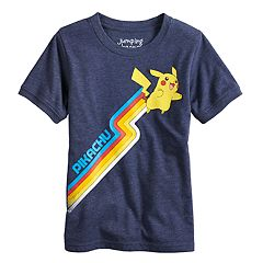 Boys 4-10 Jumping Beans® Pikachu Retro Graphic Tee