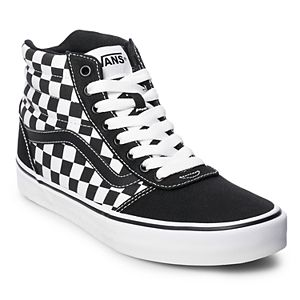 84a3c9f9b8 Vans Hi Men's Checkered Skate Shoes