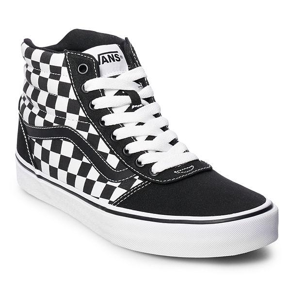 vans checkerboard