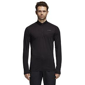 Men's adidas Outdoor Terrex Tracerocker Climalite Half-Zip Pullover