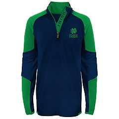 Boys 8-20 Notre Dame Fighting Irish Beta Performance Pullover
