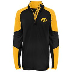 Boys 8-20 Iowa Hawkeyes Beta Performance Pullover