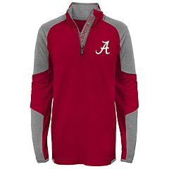 Boys 8-20 Alabama Crimson Tide Beta Performance Pullover