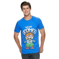 Men's Rugrats Chucky Tee