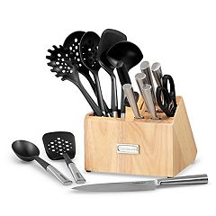 Cuisinart 16-piece Cutlery & Tool Block Set