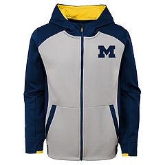 Boys 8-20 Michigan Wolverines Hi-Tech Hoodie