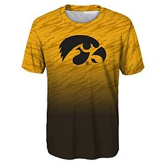 Boys 8-20 Iowa Hawkeyes Propulsion Tee