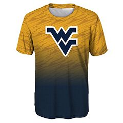 Boys 8-20 West Virginia Mountaineers Propulsion Tee