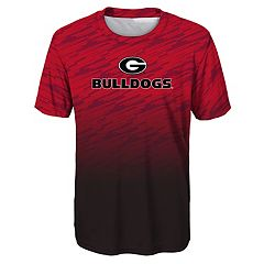 Boys 8-20 Georgia Bulldogs Propulsion Tee