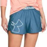 Women's Under Armour Play Up Graphic Mid-Rise Shorts