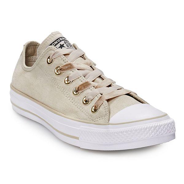 arma Ejercicio administración  Women's Converse Chuck Taylor All Star Velvet Sneakers