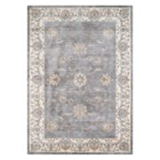 United Weavers Twelve Oaks Wilkes Framed Floral Rug