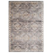 United Weavers Twelve Oaks Avondale Framed Floral Rug