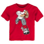 Toddler Ohio State Buckeyes Yard Rush Tee