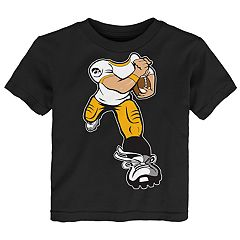 Toddler Iowa Hawkeyes Yard Rush Tee