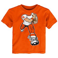Toddler Clemson Tigers Yard Rush Tee