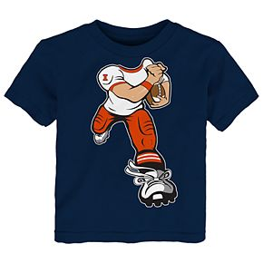 Toddler Illinois Fighting Illini Yard Rush Tee