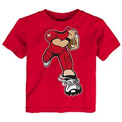 Toddler Maryland Terrapins Yard Rush Tee
