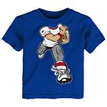 Toddler Kansas Jayhawks Yard Rush Tee
