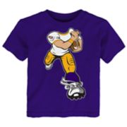 Toddler LSU Tigers Yard Rush Tee