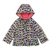 Baby Girl Carter's Midweight Butterfly Peplum Jacket