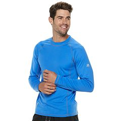 Men's ZeroXposur Cooleo Sun-Protection Rash Guard Swim Tee