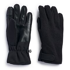 Men's Apt. 9® Fusion Touchscreen Gloves
