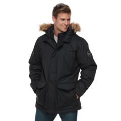 Men's Hemisphere Heavy Winter Weight Parka