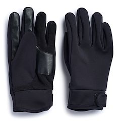 Men's Apt. 9® Wind-Resistant Commuter Touchscreen Gloves