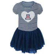 Toddler Girl Arizona Wildcats Sequin Tutu Dress