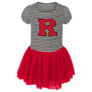 Baby Girl Rutgers Scarlet Knights Sequin Tutu Dress