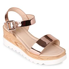 Wanted Baldwin Women's Platform Sandals