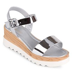 Wanted Baldwin Women's Platform Sandals