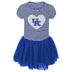 Toddler Girl Kentucky Wildcats Sequin Tutu Dress