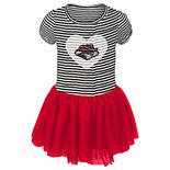 Toddler Girl UNLV Rebels Sequin Tutu Dress