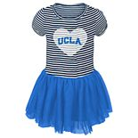 Toddler Girl UCLA Bruins Sequin Tutu Dress