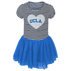 Baby Girl UCLA Bruins Sequin Tutu Dress