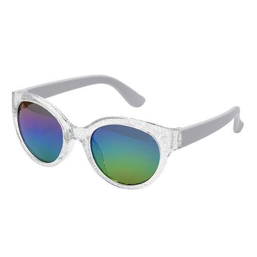 Baby / Toddler Girl Carter's Glittery Cateye Sunglasses