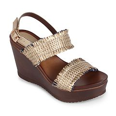 Wanted Brussels Women's Wedge Sandals