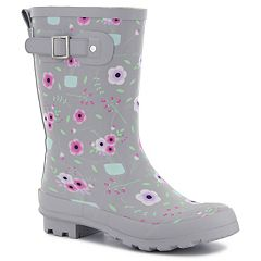Western Chief Joyful Jars Women's Waterproof Rain Boots