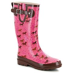 Western Chief Printed Women's Waterproof Rain Boots