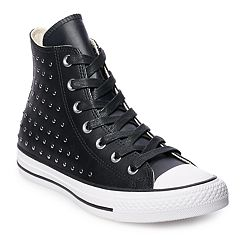 Women's Converse Chuck Taylor All Star Leather High Top Shoes
