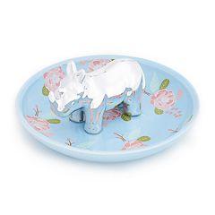LC Lauren Conrad Rhino Trinket Tray