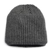 Men's Apt. 9® Sherpa-Lined Knit Cuffed Beanie