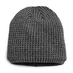 Men's Apt. 9® Sherpa-Lined Knit Cuffed Beanie
