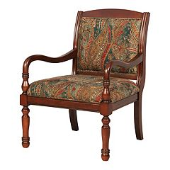 Powell Carina Paisley Accent Chair